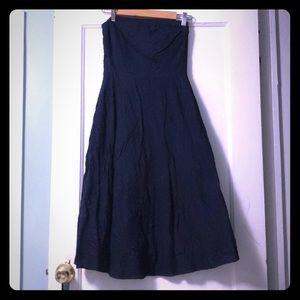J. Crew Strapless Dress